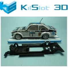 CHASIS 3D LINEAL BLACK FORD ESCORT MKII SCX KILSLOT