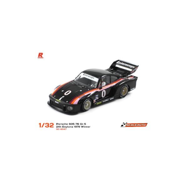 Scaleauto SC-6047R Porsche 935 Interscope 24h Daytona R. series