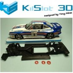 KISLOT KS-RC1S CHASIS 3D LINEAL RACE SOFT 2017 OPEL MANTA AVANT
