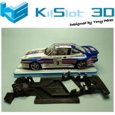KILSLOT KS-AC3S CHASIS 3D ANGULAR RACE SOFT 2017 OPEL MANTA 400 AVANT