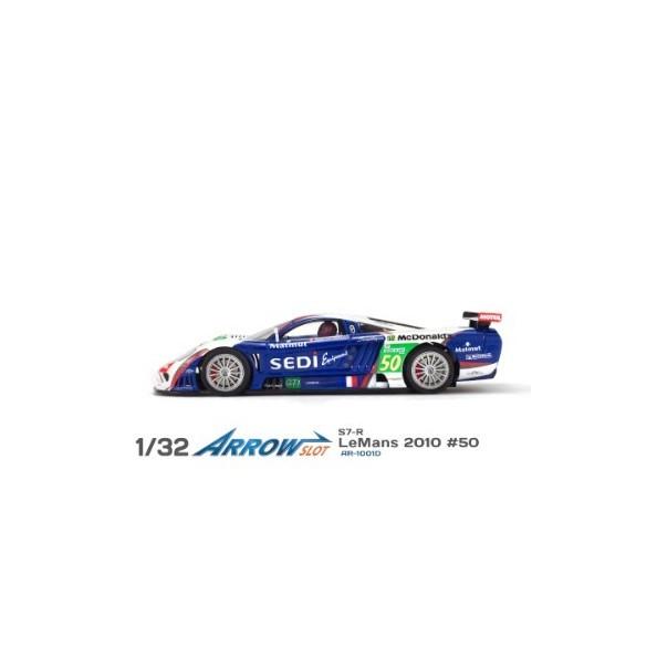 ARROW SLOT S7-R LeMans 2010 num.50