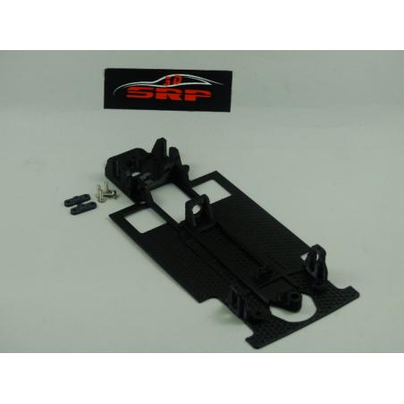 3DSRP 001437 Chasis 3d Man TR1400 Llanta doble Fly