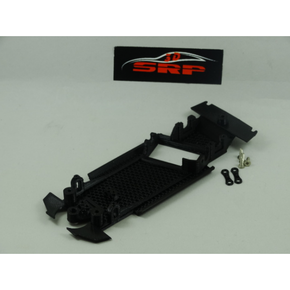 3DSRP 1163WSC Chasis 3d angulo Nissan Skyline GT-R Slot.it