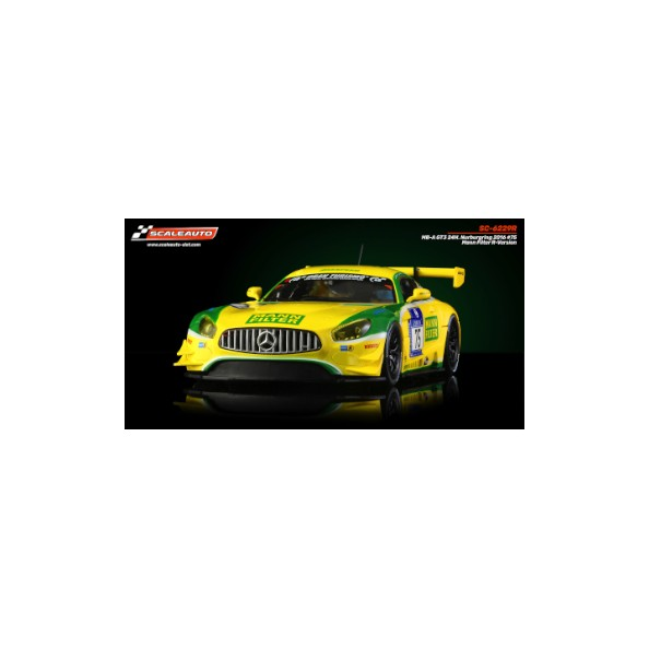Scaleauto SC-6229R MB AMG 24h Nurburgring 2016 Mann Filter Rseries