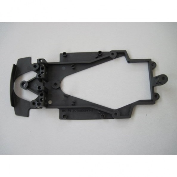 Thunderslot TH-CHS001S Chasis Lola T70 Extra duro (gris oscuro)
