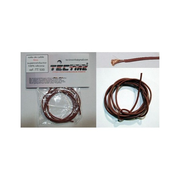 TECTIME TT500 CABLE FINO SUPERCONDUCTOR