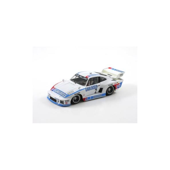 Sideways RC-SW0037 Porsche 935 K2 gr5 Spa 1980 Gauloises