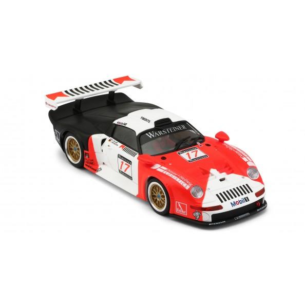 Revoslot RS-0091 Porsche 911 GT1 n17 Nurburgring 1997