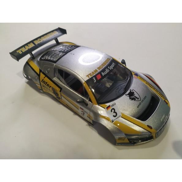 NSR D0007 Carrocería Audi R8 LMS Team Rosberg 3