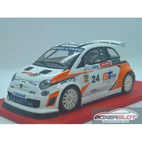 NSR 0067SW Fiat 500 Abarth Trofeo Portogallo 2014