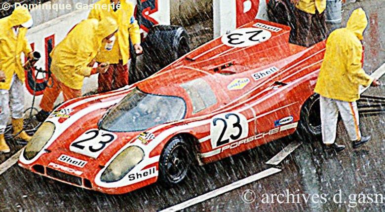 Ganador 24h Lemans 1970