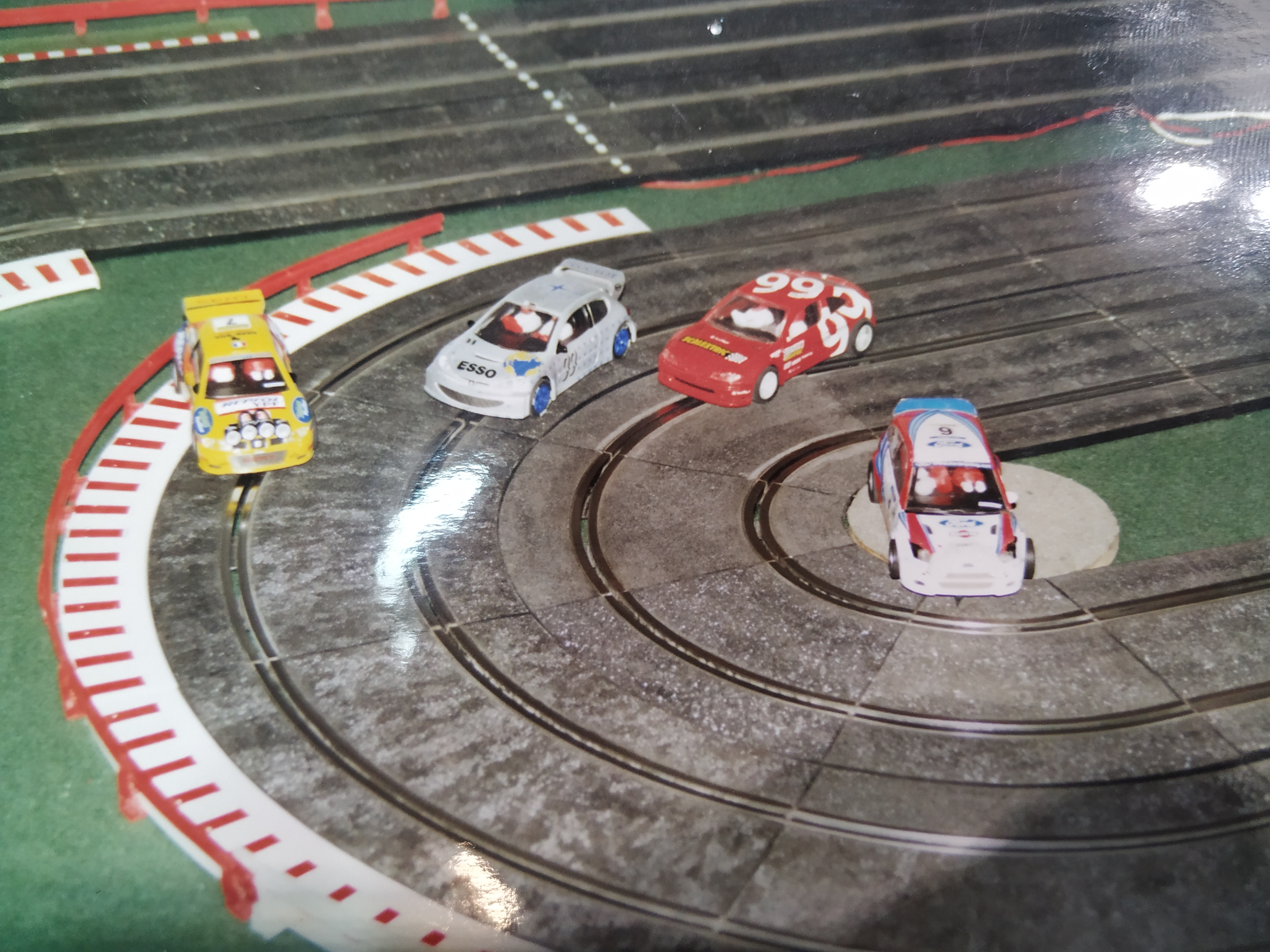 coches slot scalextric