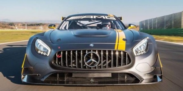 Mercedes AMG GT3: NSR vs Scaleauto